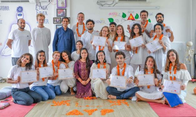 Kundalini Yog in Rishikesh