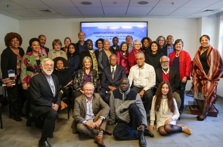 Washington DC Symposium October 2018. group photo