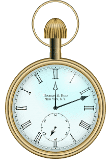 Thomas and Ross Pocketwatch