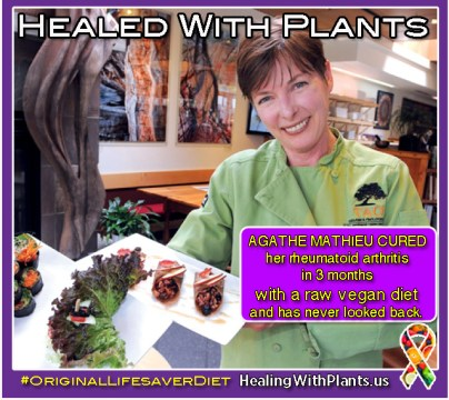 Healing Autoimmune Diseases With Plant Based Diet • Healing With Plants