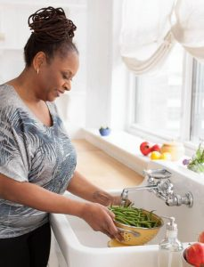 Robin Quivers started eating a vegan diet after being diagnosed with cancer.