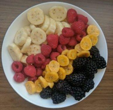 The Health Benefits of Bananas - banana bowls