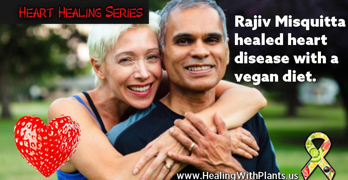 Dr. Rajiv Misquitta Healed His Heart With a Vegan Diet