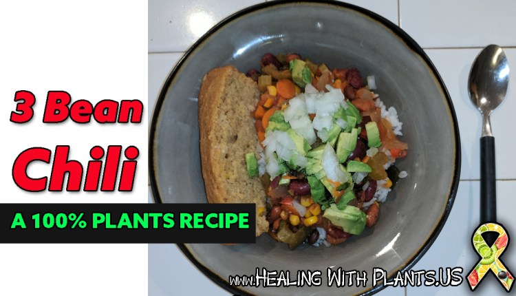 RECIPE: 3 Bean Chili