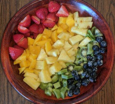 Eating a rainbow of whole plants gives you a full spectrum of phytonutrients.