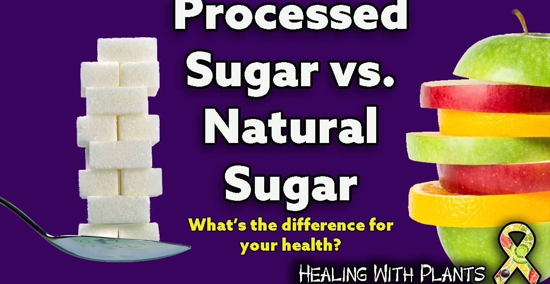 Added Sugar vs. Natural Sugar