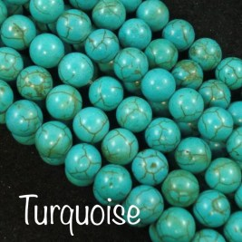 Turquoise: Connection, Expression, Communication, Spirit of the Earth, Creative