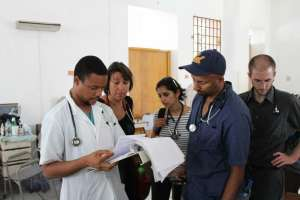 Physicians Joining the Global Health Initiative