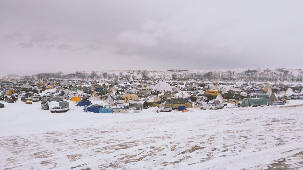 From Tuba City to Standing Rock, We're Not Finished
