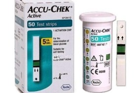 Accu Chek Active 50 Strip
