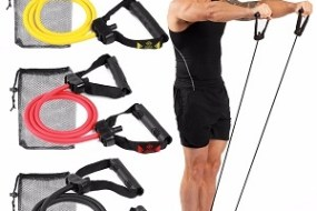 Fitness Resistance Tube heavy
