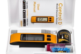 Control D Glucometer 100 Strips