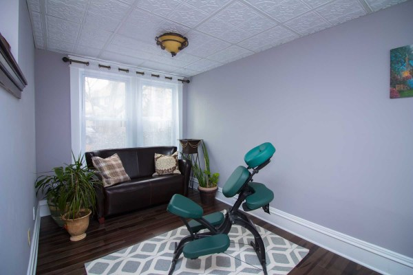 Massage Room Chair - HEAL Wellness Center and Spa