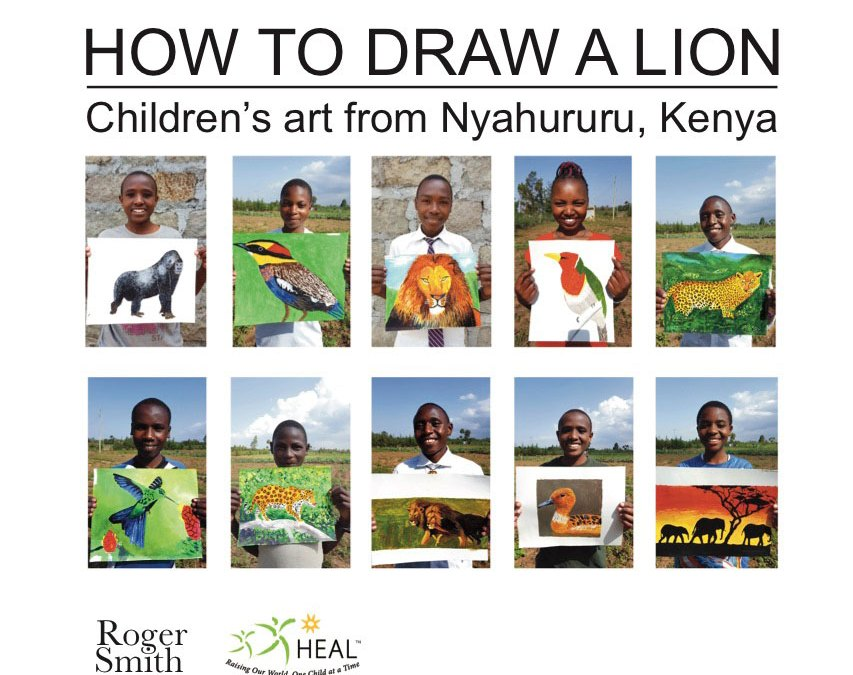 How to Draw a Lion: Reception and Art Sale