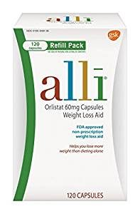 Alli® Weight Loss Aid Review
