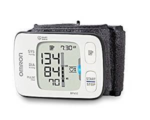 Omron 7 Series Wrist Blood Pressure Monitor (Model BP652) Review