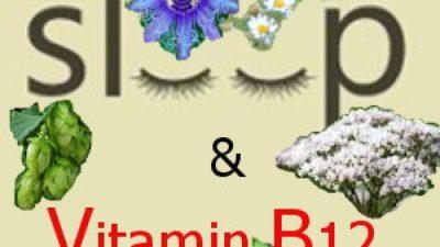 Vitamin B12 Is Mandatory For Good Night's Sleep