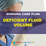 nursing care plan for deficient fluid volume
