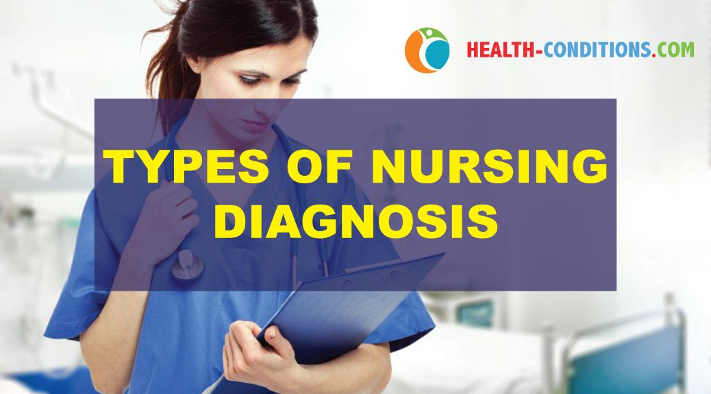 Types of nursing diagnosis - Health Conditions