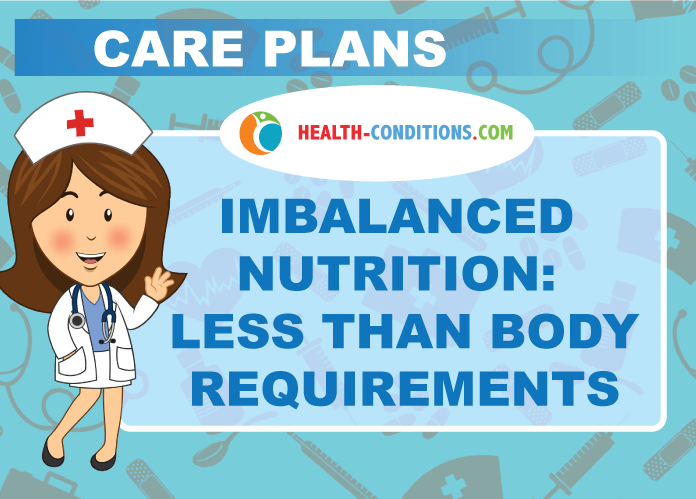 Imbalanced Nutrition: Less Than Body Requirements Nursing