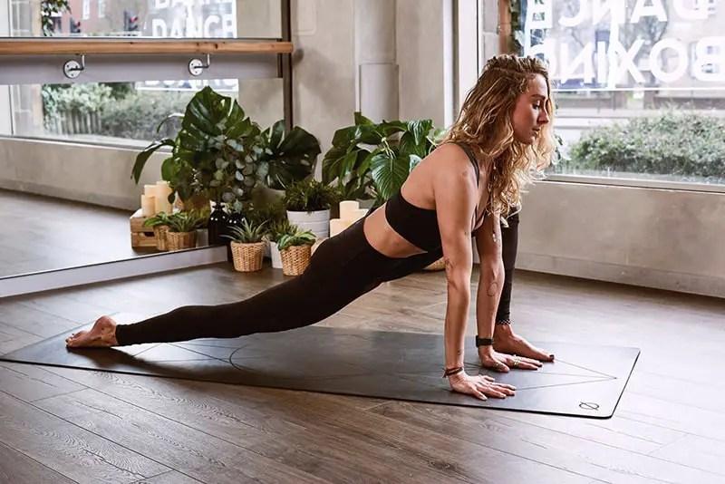 Yoga Asanas health-generation