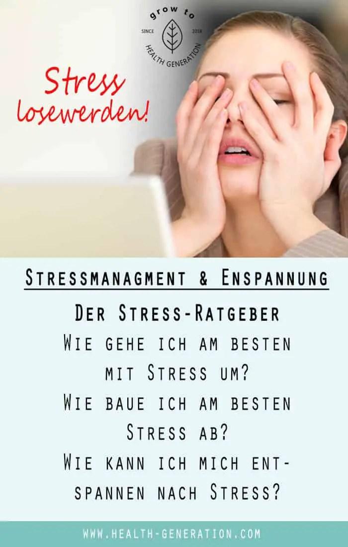 Stressbewältigen