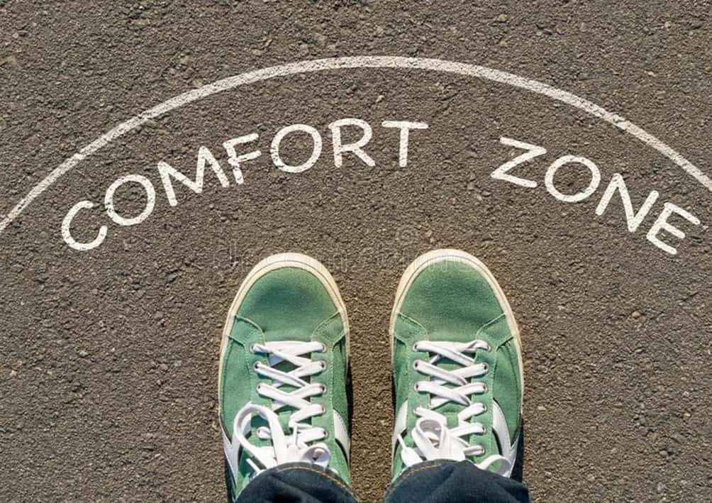 Komfortzone verlassen