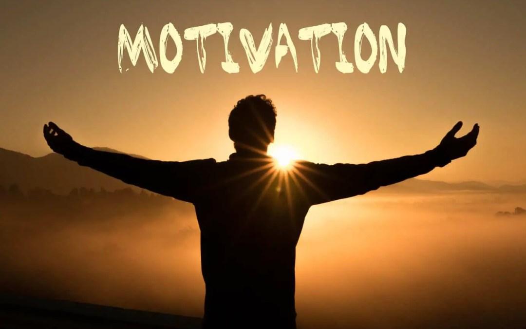 Wie motiviere ich mich