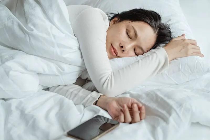 Schnell einschlafen und durchschlafen