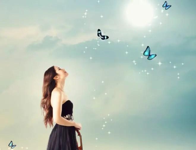Das Leben ist zu kurz Lebe deinen Traum