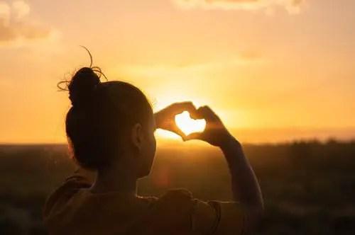 Göttliche bedingungslose Liebe
