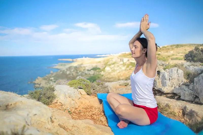 Meditation Vorteile Liste
