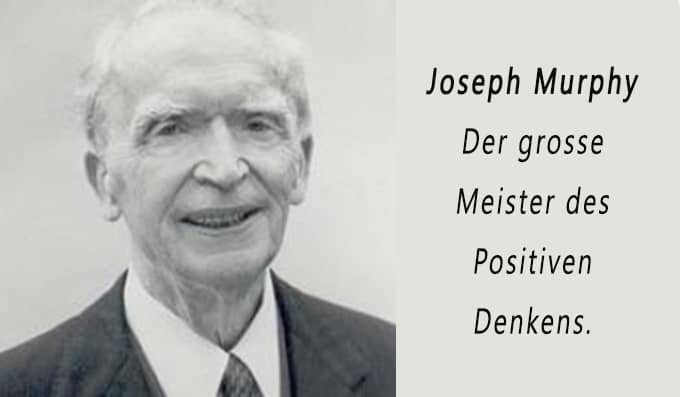 Joseph Murphy Gebete Zitate Bücher