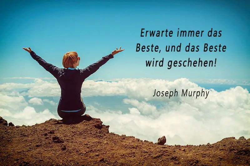 Joseph Murphy Zitate Gebete