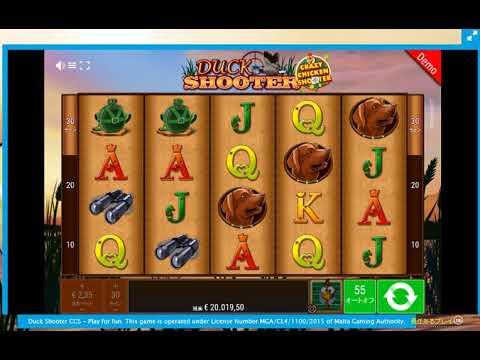 #オンラインカジノ#ベラジョンカジノ【Duck Shooter CCSをプレーしてみた】