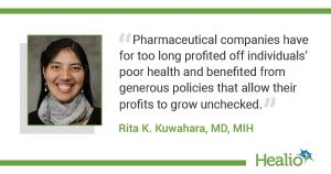 Rita Kuwahara, MD, MIH