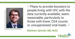 Spinelli M, et al. Abstract LB8. Presented at: IDWeek; Sept. 29-Oct. 3, 2021 (virtual meeting).