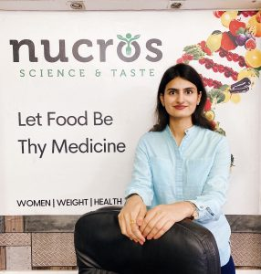 Nucros helps change and improve people's lifestyles for a lifetime: Sakshi Bakshi