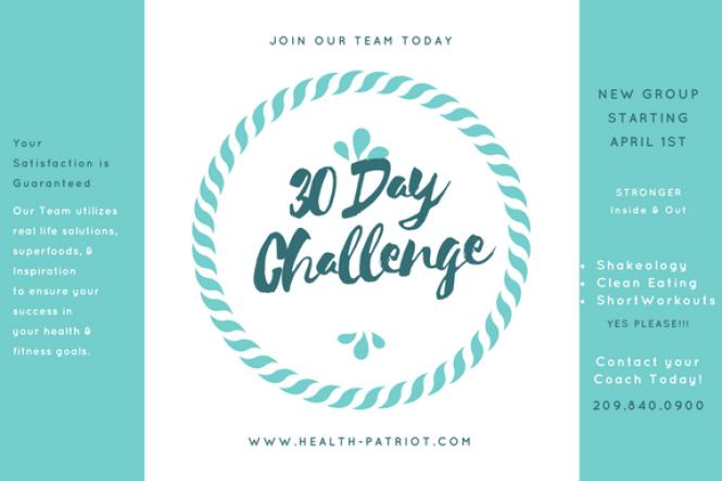 30 Day Refresh