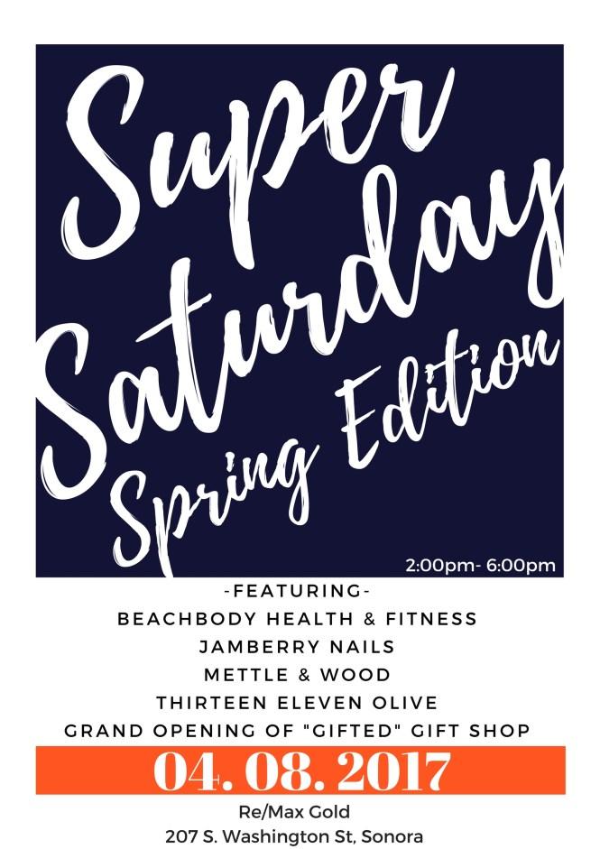 Super Saturday (2)
