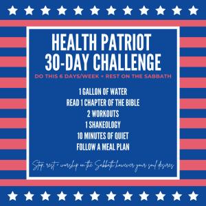 Health Patriot Challenge