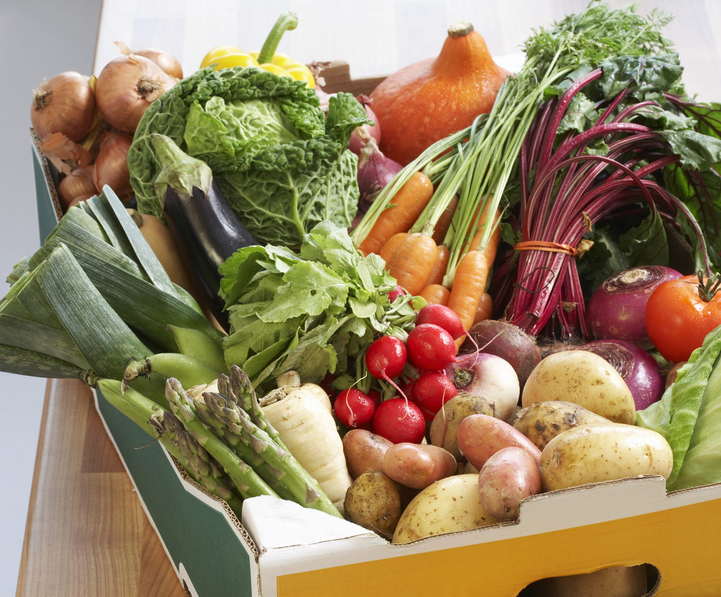 5 Reasons Fruit And Veggies From Csa Farms Are Different