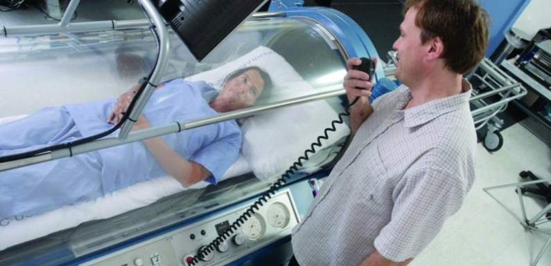 Oxygen Therapy: High-Pressure Oxygen for Fibromyalgia Pain