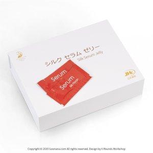 Serum Silk Jelly 180Packs