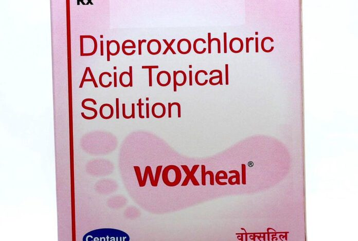 Discovery of a novel topical solution WoxHeal for the treatment of Diabetic Foot Ulcer by Centaur Pharma for the first time in the world