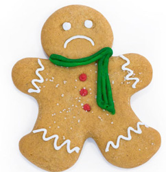 unhappy cookie
