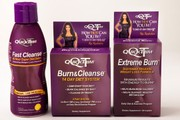 """QuickTrim products are designed to """"detoxify and clean"""" the body by eliminating extra water weight and bloating."""