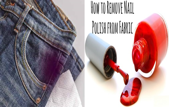 The Best Ways To Remove Nail Polish From Carpet Upholstery And Clothes