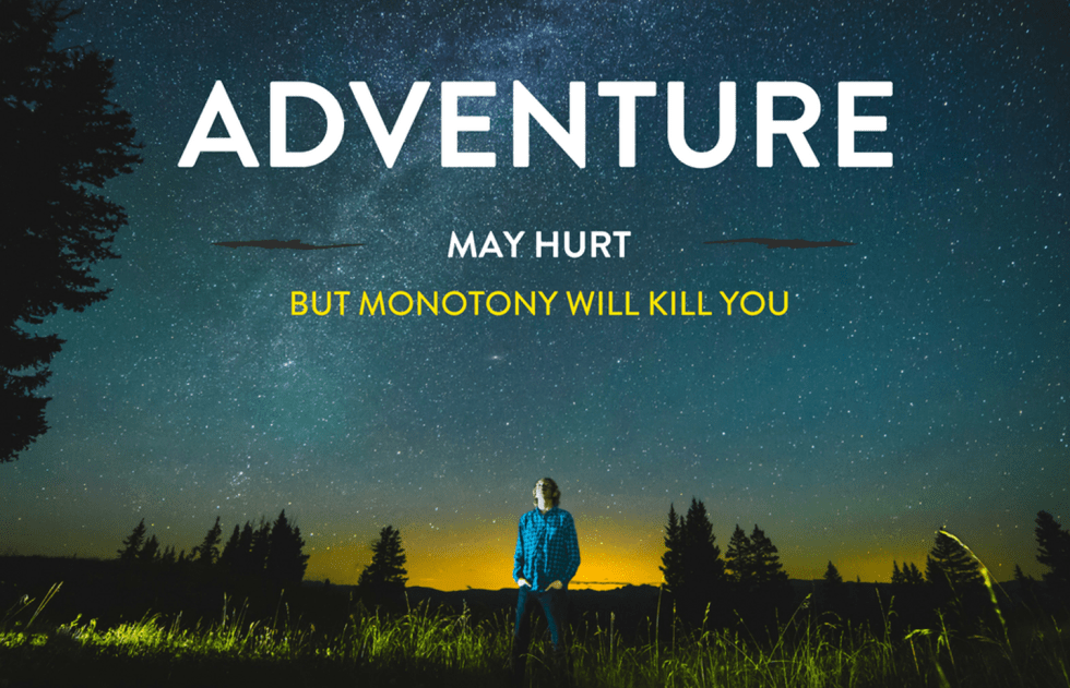 Why Adventure Is Important In Our Life?