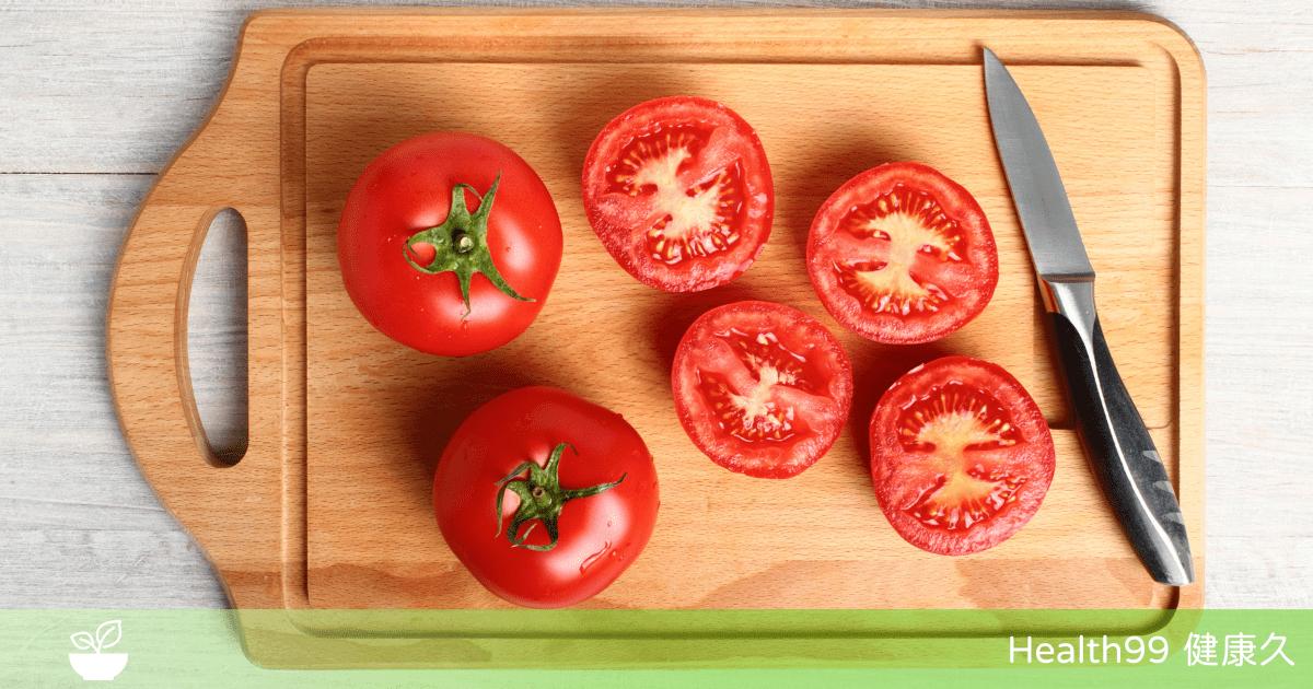 You are currently viewing 吃番茄可以減肥,是真的嗎?番茄要生吃還是熟吃比較好呢?